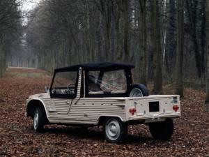 Motor y transmisión del Citroën Mehari (II)