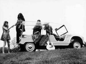 El origen del Citroën Mehari