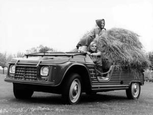 Citroën Mehari: sólo 2 plazas