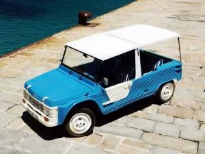 Producción del Citroën Mehari (II)