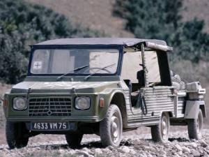 Producción del Citroën Mehari (III)