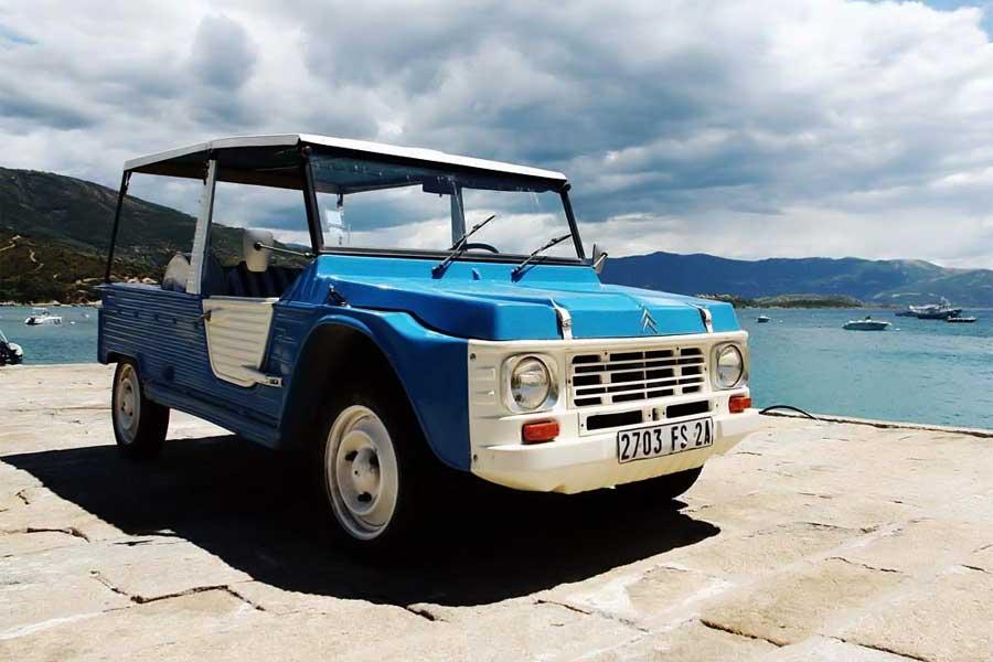 Citroën Mehari: historia y curiosidades de un mito