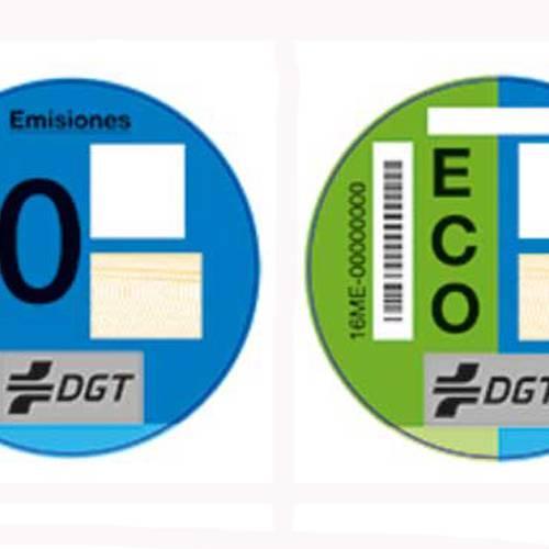 Ahora también por e-mail: nueva forma de hacerte con tu etiqueta de la DGT