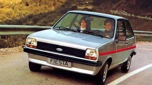 La historia del Ford Fiesta, en imágenes