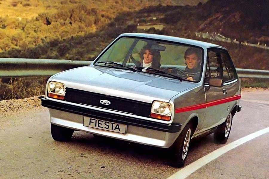 La historia del Ford Fiesta
