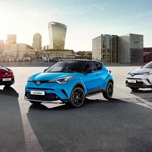 Los híbridos eléctricos de Toyota, tus aliados para el día a día más ECO