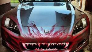 Halloween: estos coches te van a dar auténtico miedo