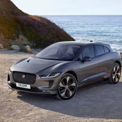 Los coches autónomos de Jaguar Land Rover evitarán los mareos