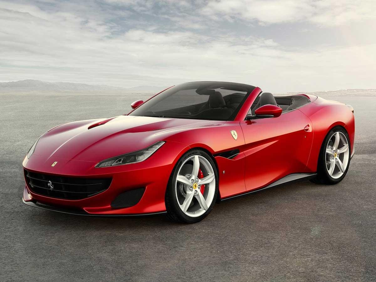 Ferrari marca
