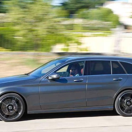 Prueba del Mercedes-Benz C 220d Estate: como siempre, como nunca