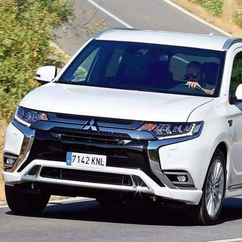 Mitsubishi Outlander PHEV 2019: mucho más que un híbrido