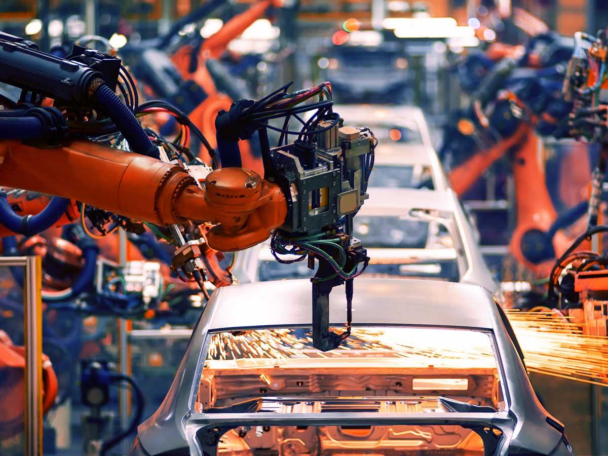 La fabricación de coches en España se desploma en septiembre