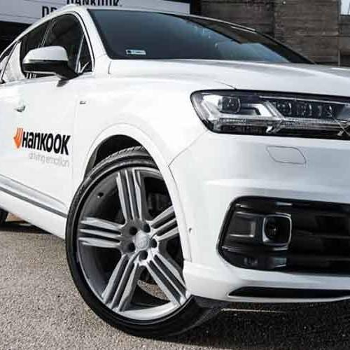 Hankook Ventus S1 evo3, el neumático para los más exigentes
