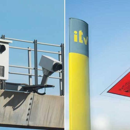 Los radares que detectan si llevas la ITV caducada también fallan