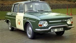 Renault 10: la historia del primer coche de la Guardia Civil