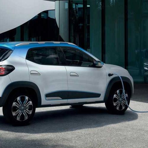 Renault K-ZE, llega la popularización de los eléctricos