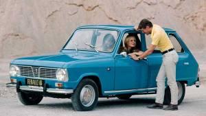Renault 6: la historia de ''Don Renault'' y sus 20 años de producción
