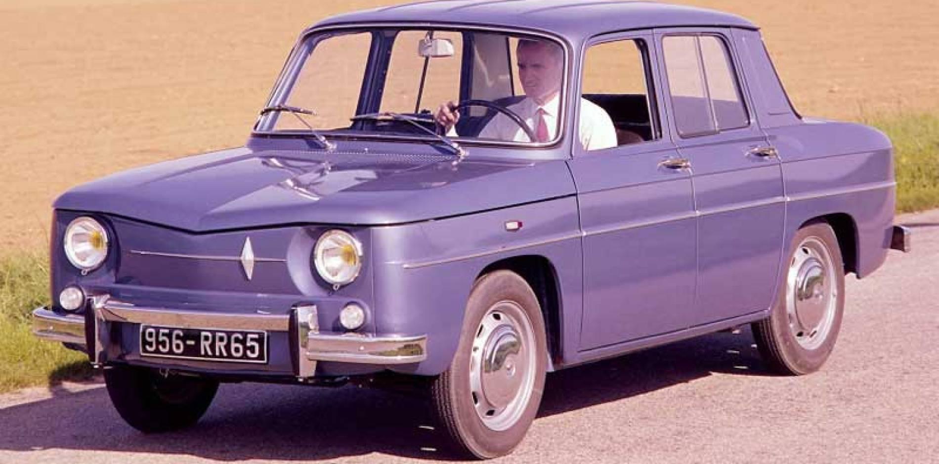Renault 8 y 8 TS, historia de un acierto