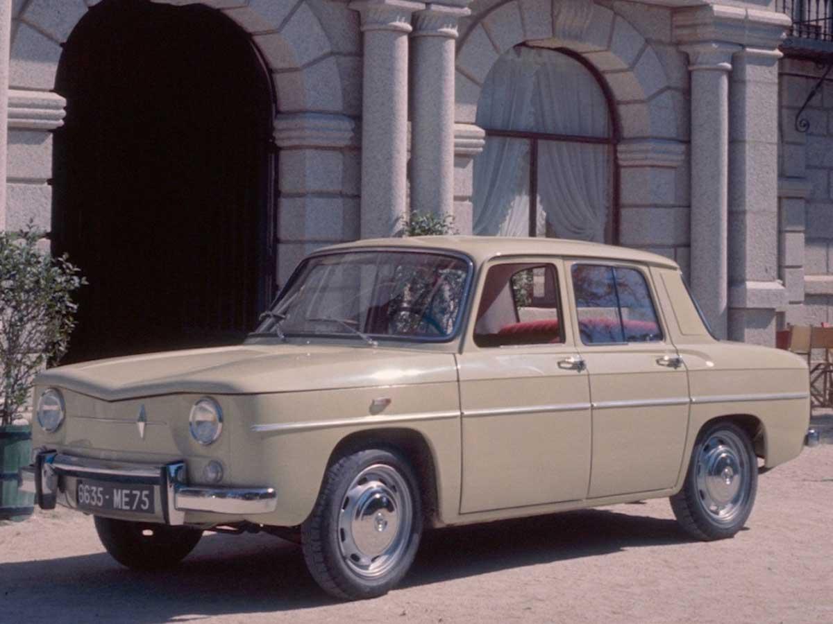 Renault 8 (1962–72).