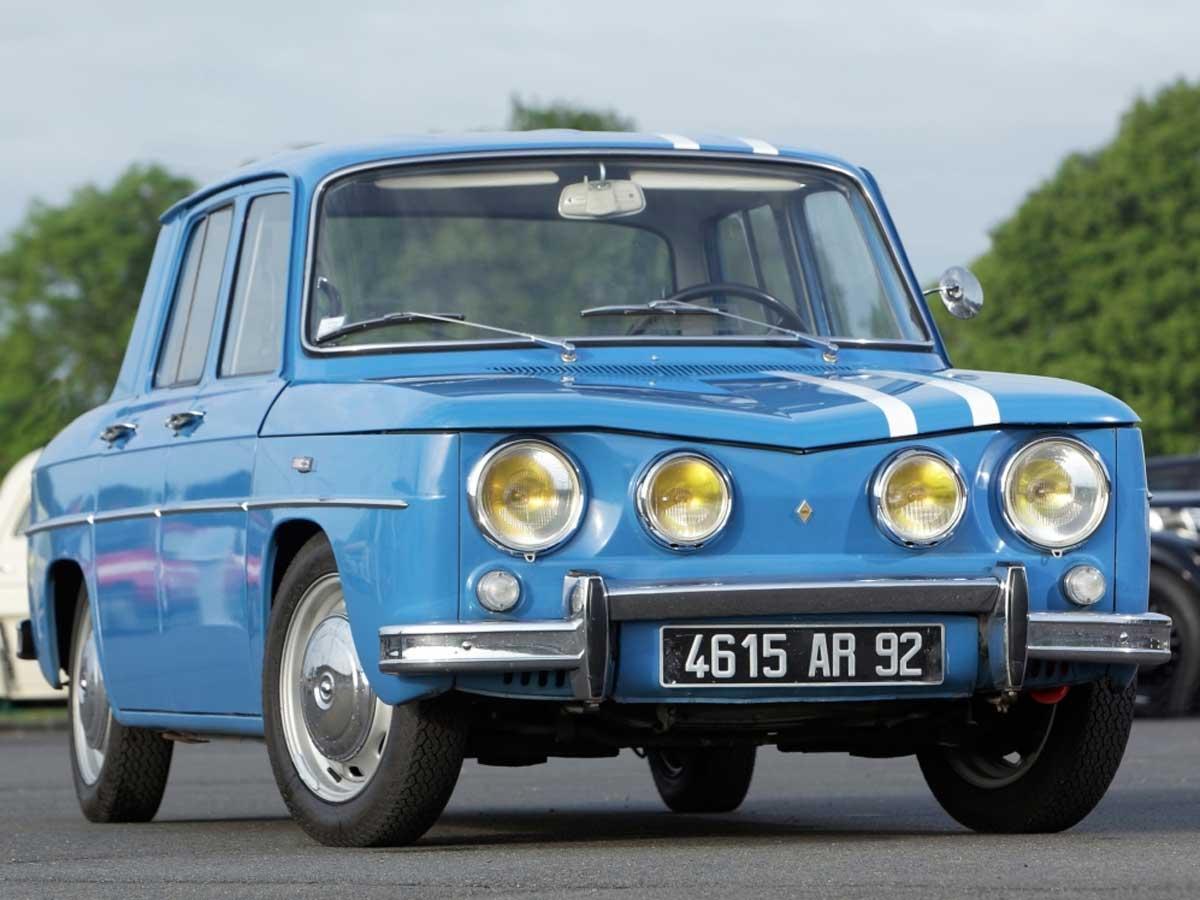 Renault 8 Gordini (1964–70).