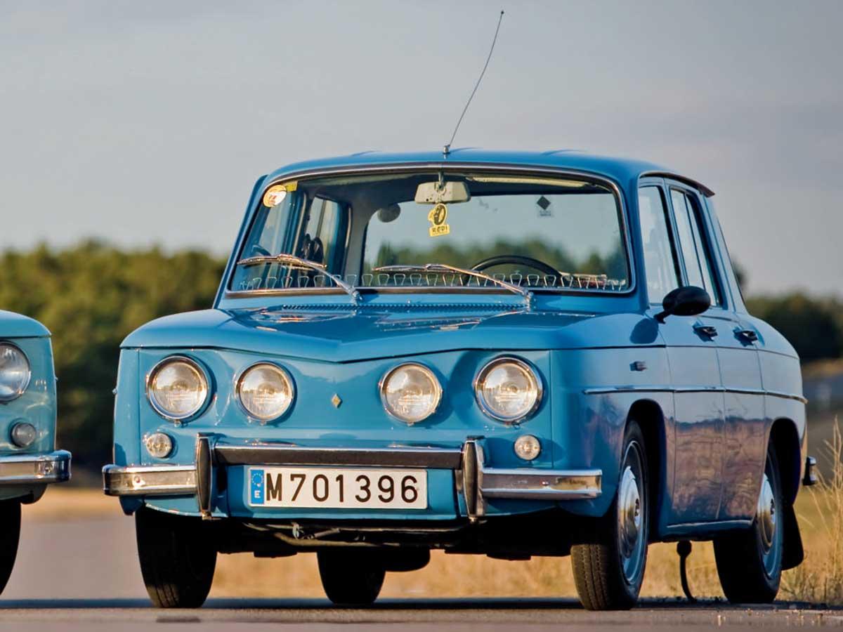 El Renault 8 TS