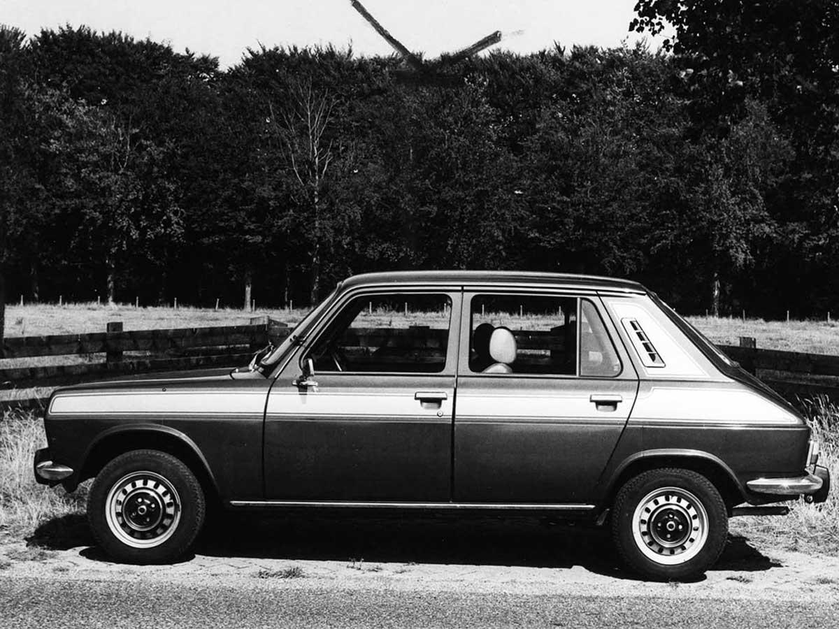 El 1100 fue conocido en España como Simca 1200.
