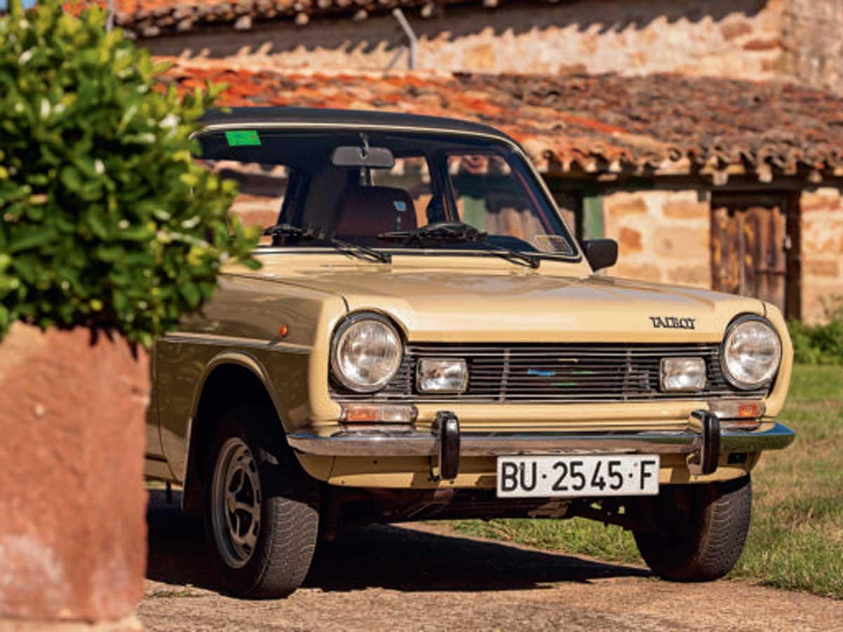 Simca/Talbot 1200 GLS/ Fotos: Jesús María Izquierdo.