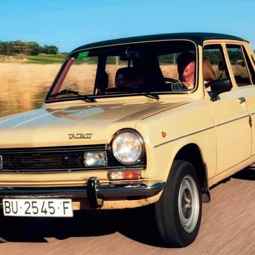 Simca/Talbot 1200 GLS: la historia de la 'revolución francesa'