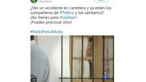 Los 25 mejores 'zascas' sobre seguridad vial de la Guardia Civil en Twitter