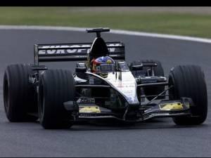 2001 - Minardi PS01