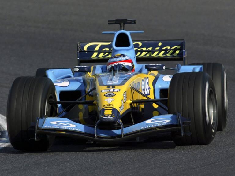 2004 - Renault R24