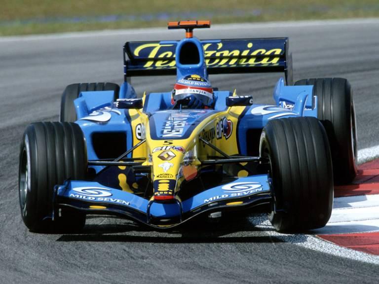 2005 - Renault R25