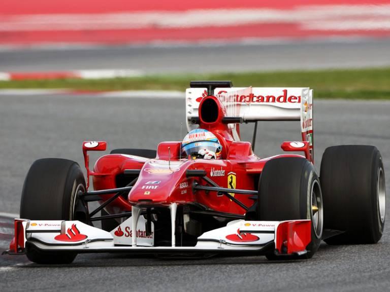 2010 - Ferrari F10