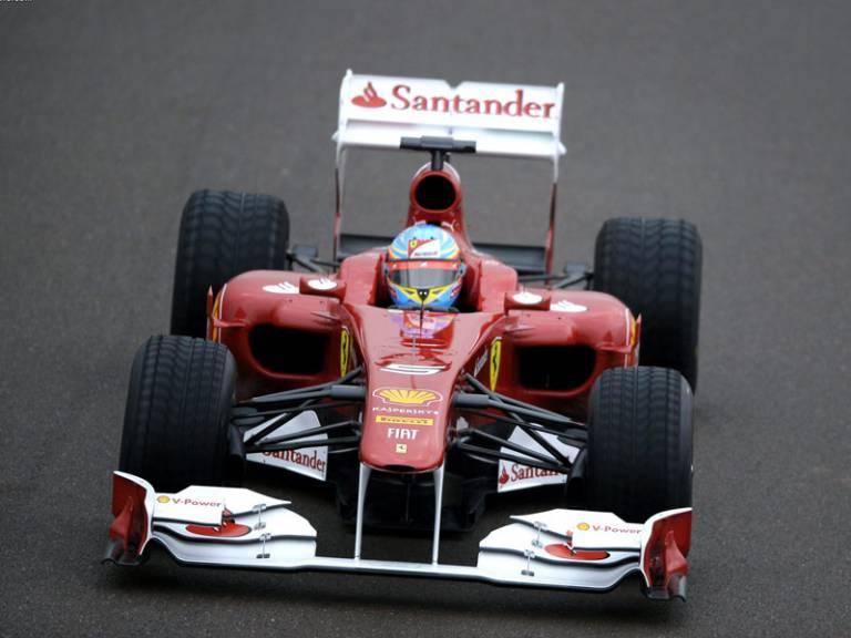 2011 - Ferrari F150º Italia