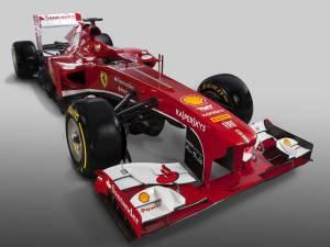 2013 - Ferrari F138