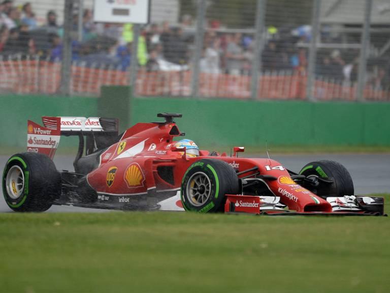 2014 - Ferrari F14 T