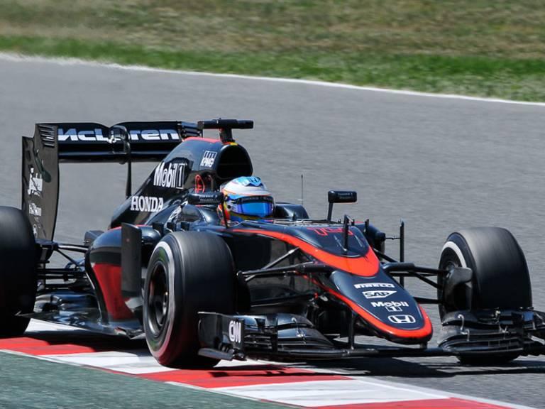 2015 - McLaren MP4-30
