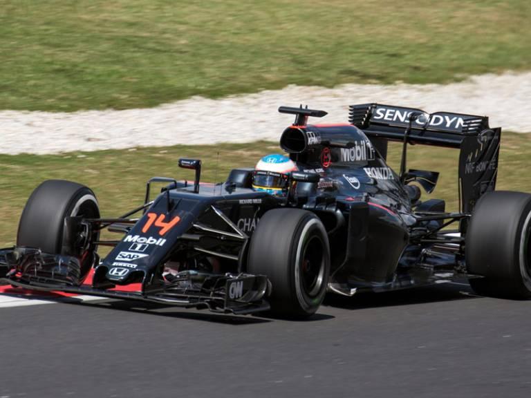 2016 - McLaren-MP4 31