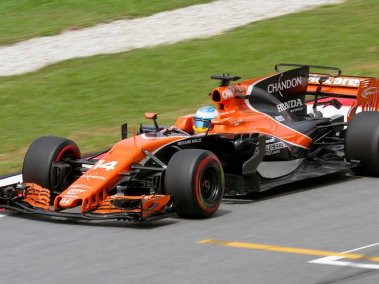 2017 - McLaren MCL32