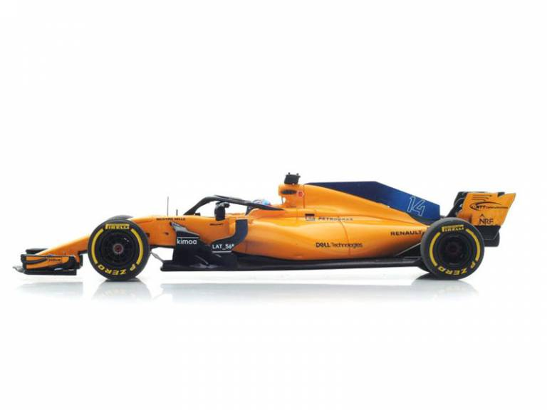 2018 - McLaren MCL33
