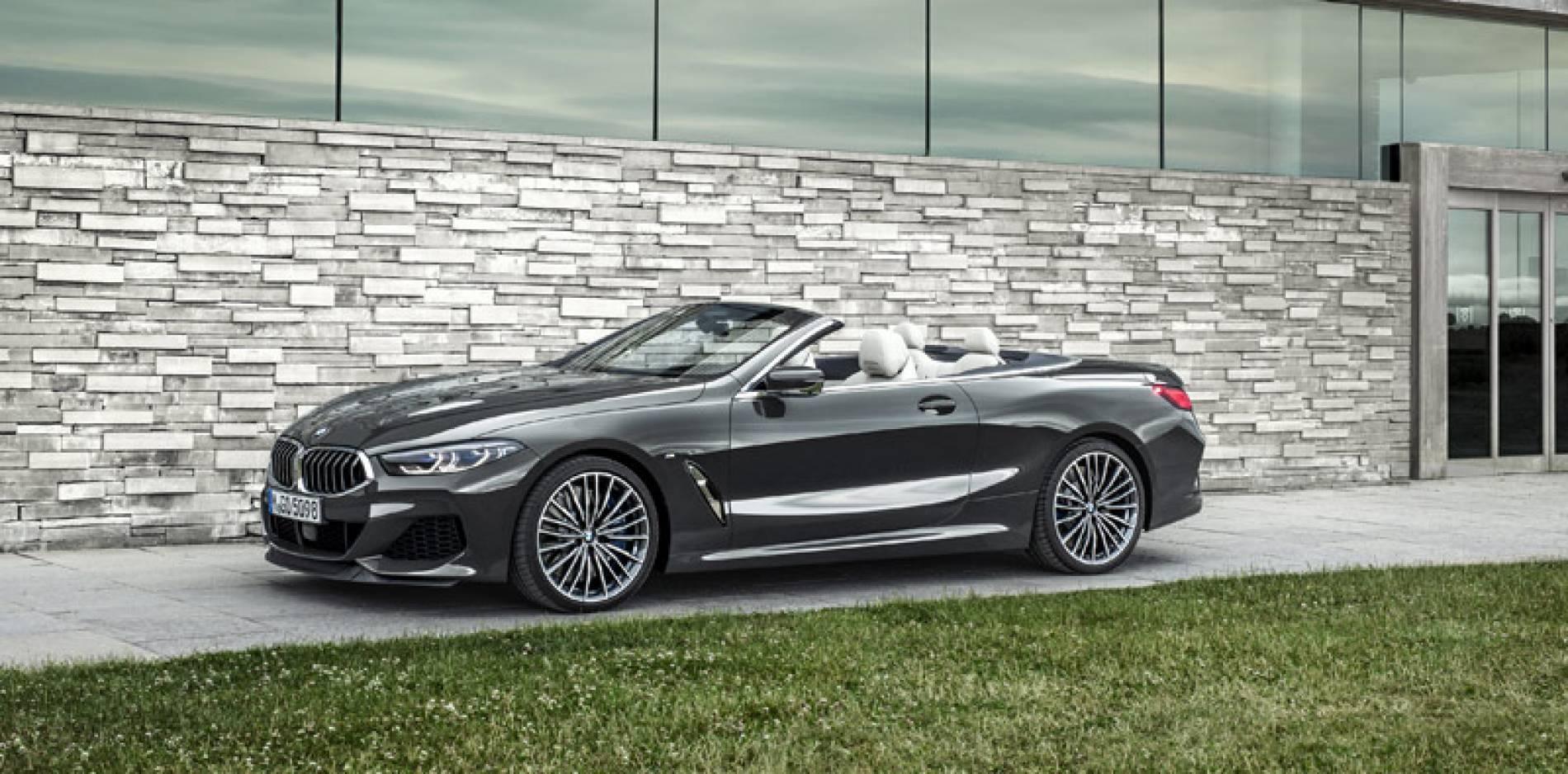BMW Serie 8 Cabrio: deportividad y distinción ahora también a cielo abierto