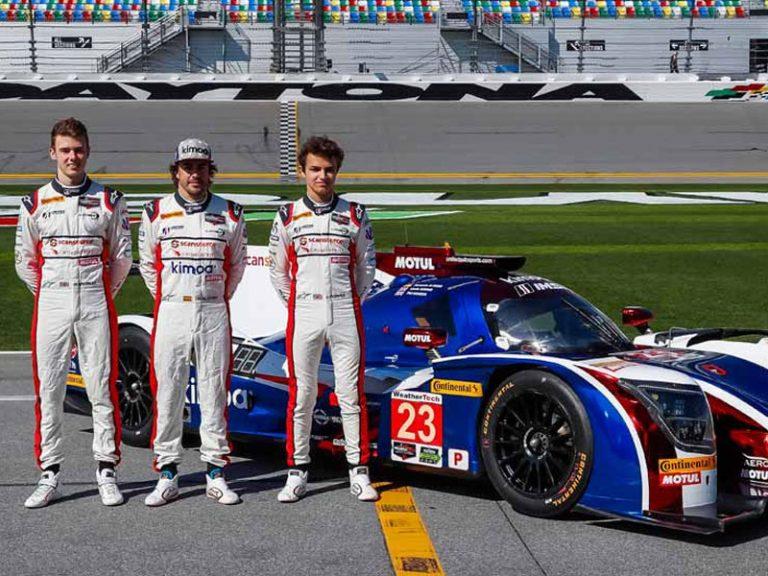 2018 – Ligier LMP2 de United Autosports