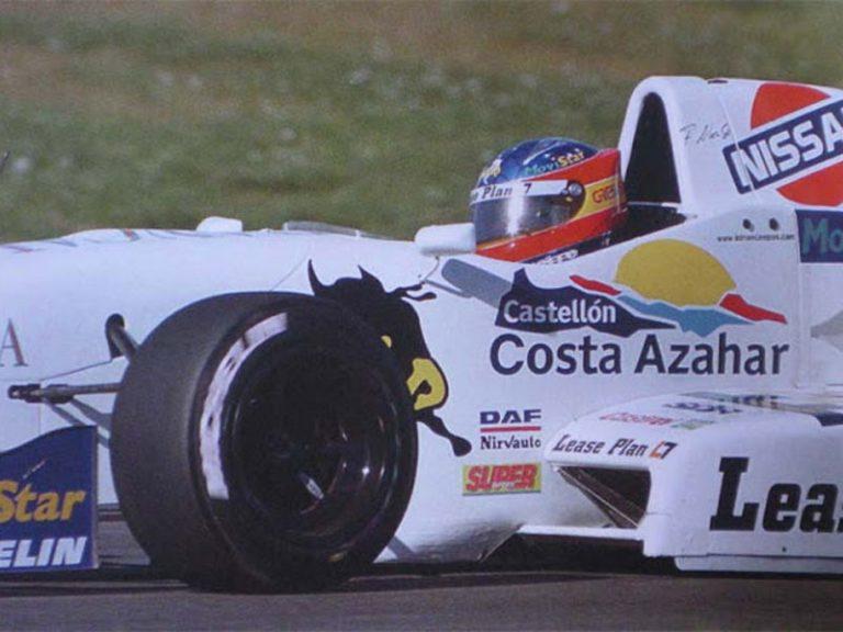 1999 - Fórmula Nissan