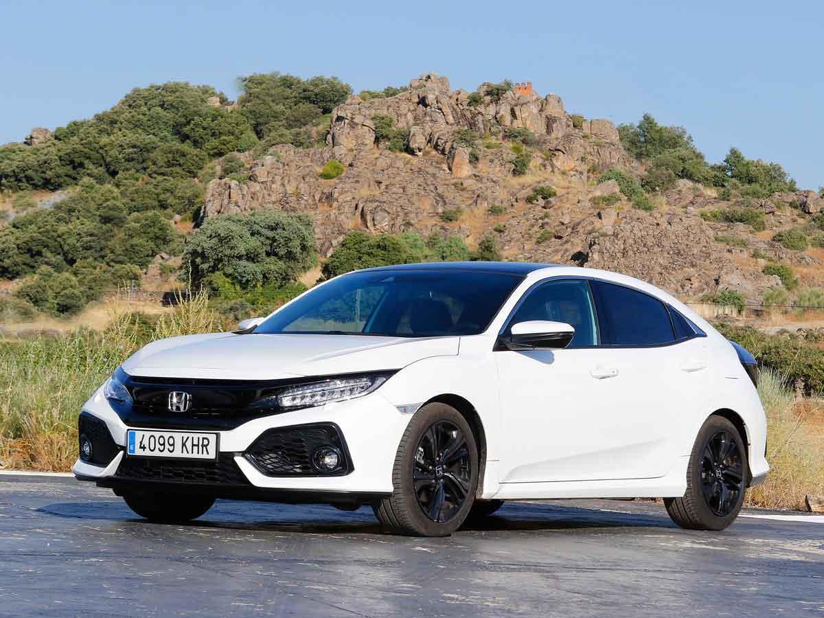 Honda Civic 1.6 i-DTEC 120 CV