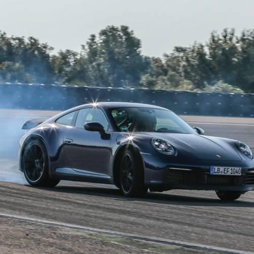 Porsche 911: la octava generación casi a punto