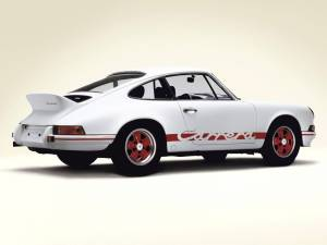 Porsche 911 (930) Carrera RS 2.7