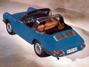 Porsche 911 (930) Targa