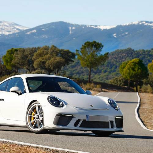 Prueba del Porsche 911 GT3 PDK: amor platónico
