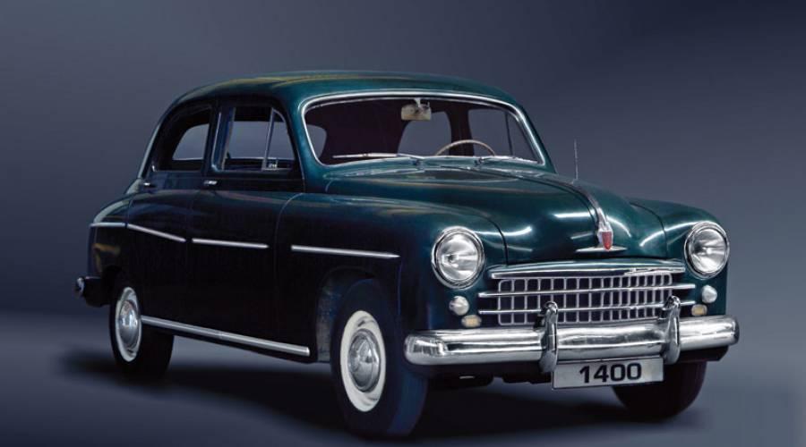El SEAT 1400 cumple 65 años, contigo empezó todo