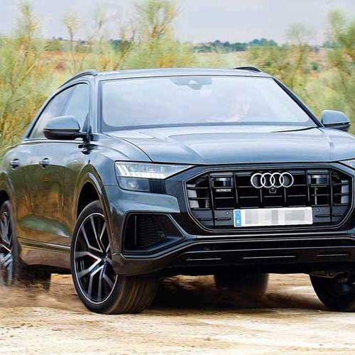 Probamos el nuevo Audi Q8: la nueva aristocracia